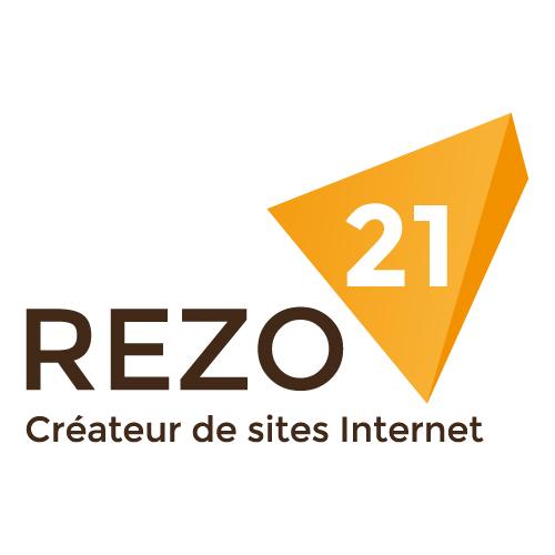 REZO 21, créateur de sites Internet