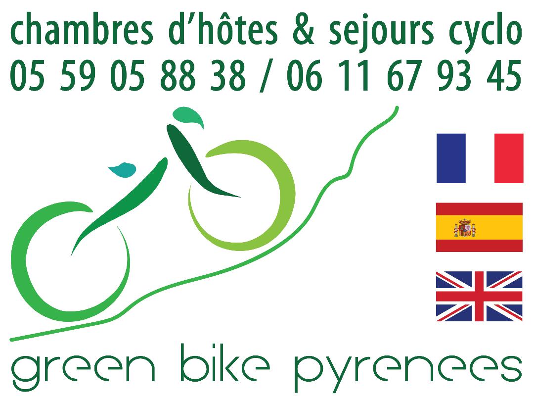 Green Bike Pyrénées